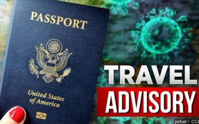 Travel Restriction Advisory Essential Employees